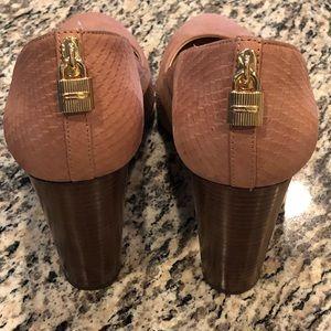 Michael Kors heel shoes